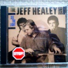 CDs de Música: CD THE JEFF HEALEY BAND: SEE THE LIGHT. Lote 38455829