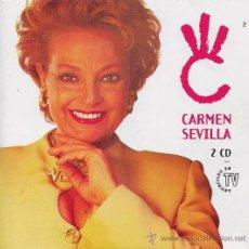 CDs de Música: CARMEN SEVILLA. EXITOS. 2 CD. Lote 38457883