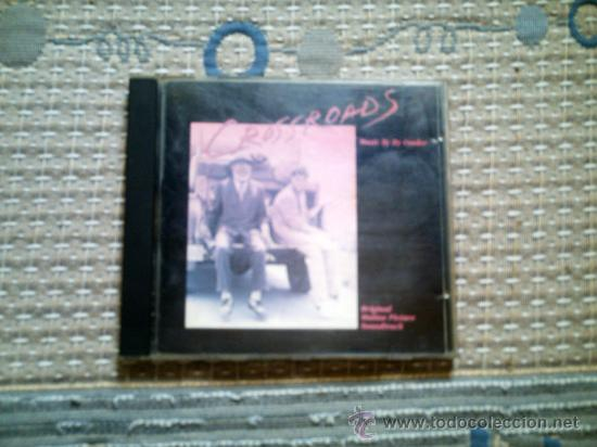 CD CROSSROADS. ORIGINAL MOTION PICTURE SOUNDTRACK (MUSIC BY RY COODER) (Música - CD's Bandas Sonoras)