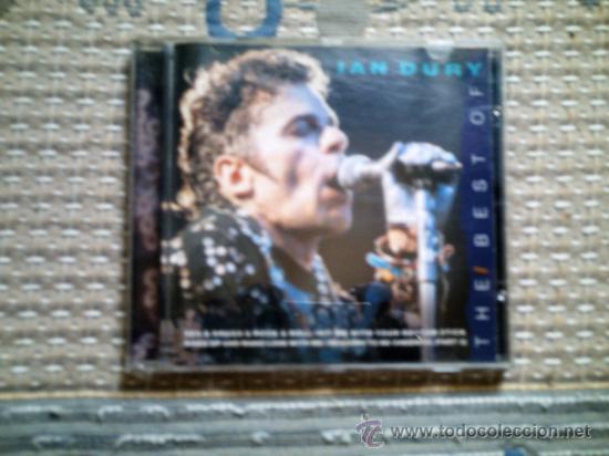 CD THE BEST OF IAN DURY (Música - CD's Heavy Metal)
