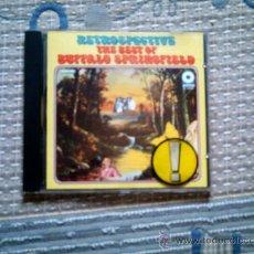 CDs de Música: CD THE BEST OF BUFFALO SPRINGFIELD: RETROSPECTIVE. Lote 38487918