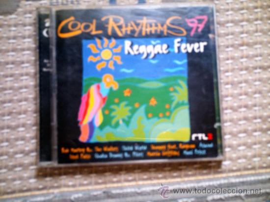 CD COOL RHYTHMS ´97: REGGAE FEVER (DOBLE CD) (Música - CD's Reggae)