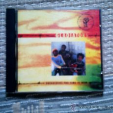CDs de Música: CD GLADIATORS: DREADLOCKS THE TIME IS NOW. Lote 38488943