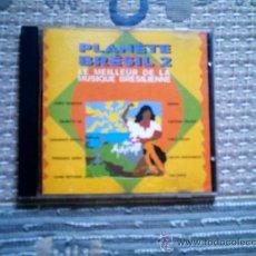 CDs de Música: CD PLANETE BRESIL 2: LE MEILLEUR DE LA MUSIQUE BRESILIENNE. Lote 38489137