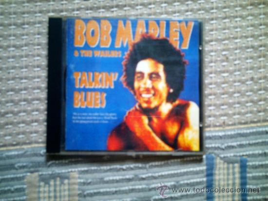 CD BOB MARLEY & THE WAILERS: TALKIN´ BLUES (Música - CD's Reggae)