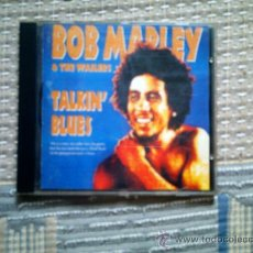CDs de Música: CD BOB MARLEY & THE WAILERS: TALKIN´ BLUES. Lote 38489338