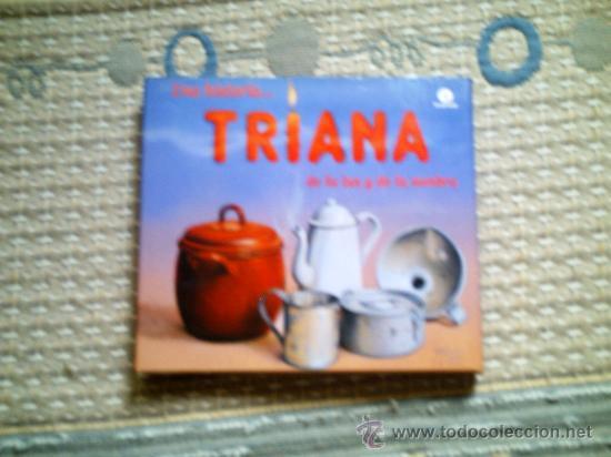 CD TRIANA: UNA HISTORIA...DE LA LUZ Y DE LA SOMBRA (DOBLE CD) (Música - CD's Flamenco, Canción española y Cuplé)