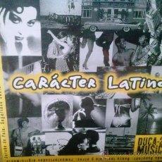 CDs de Música: CD RECOPILATORIO CARACTER LATINO. Lote 38498977