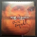 CDs de Música: MIKE OLDFIELD LIGHT SHADE DOBLE CD PROMO FIRMADO. AUTOGRAFO. NUEVO.. Lote 38501867