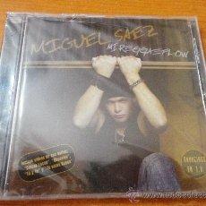CDs de Música: MIGUEL SAEZ MI REGGAEFLOW REMIXES CD ALBUM PRECINTADO 2005 DUO MIGUEL NANDEZ PISTA INTERACTIVA VIDEO. Lote 195090788