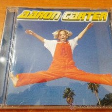 CDs de Música: AARON CARTER CD ALBUM DEL AÑO 1997 CONTIENE 13 TEMAS NICK CARTER BACKSTREET BOYS. Lote 38520258