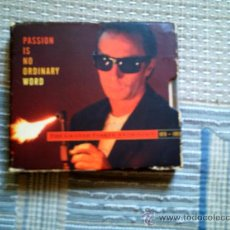 CDs de Música: CD GRAHAM PARKER: PASSION IS NO ORDINARY WORD (DOBLE CD). Lote 38520400