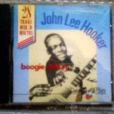 CDs de Música: CD JOHN LEE HOOKER: BOOGIE CHILLUM. Lote 38520663