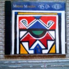 CDs de Música: CD MIRIAM MAKEBA: EYES ON TOMORROW. Lote 38521744