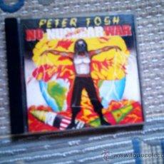 CDs de Música: CD PETER TOSH: NO NUCLEAR (HOLOCAUST) WAR. Lote 38524747