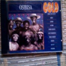CDs de Música: CD OSIBISA: GOLD. Lote 38525201
