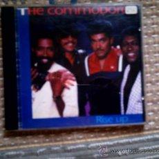 CDs de Música: CD THE COMMODORES: RISE UP. Lote 38525816