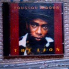 CDs de Música: CD YOUSSOU N´DOUR: THE LION. Lote 38525935