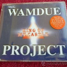 CDs de Música: WAMDUE PROJECT KING OF MY CASTLE. Lote 38539938