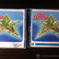 CDs de Música: CD 4 DISCO ESTRELLA-VOL.3-4-VARIOS. Lote 38571667