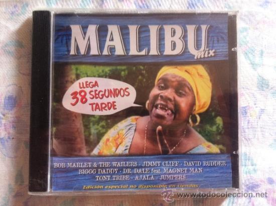 CD MALIBU MIX-VARIOS (Música - CD's Reggae)