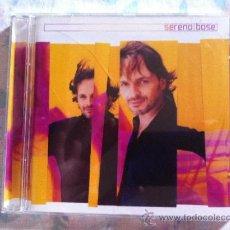 CDs de Música: CD MIGUEL BOSE-SERENO. Lote 38585877