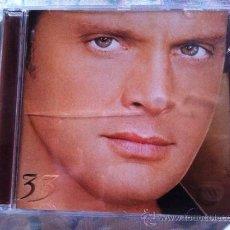 CDs de Música: CD LUIS MIGUEL-33. Lote 38587043