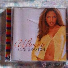 CD de Música: CD TONI BRAXTON-ULTIMATE. Lote 38587711