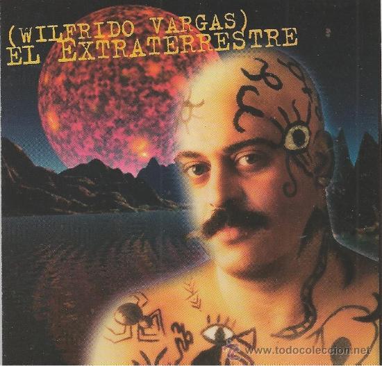 WILFRIDO VARGAS. EL EXTRATERRESTRE. CD (Música - CD's Latina)