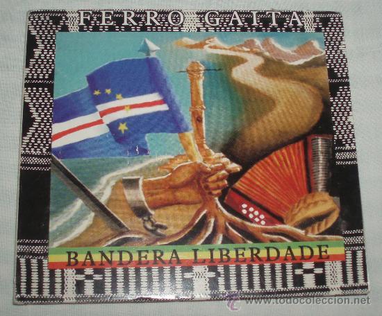 CD FERRO GAITA BANDERA LIBERDADE LLEVA LIBRETO CON LAS CANCIONES (Música - CD's Otros Estilos)