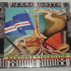 CDs de Música: CD FERRO GAITA BANDERA LIBERDADE LLEVA LIBRETO CON LAS CANCIONES. Lote 38626568