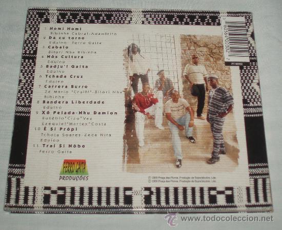 CDs de Música: CD Ferro Gaita Bandera Liberdade lleva libreto con las canciones - Foto 2 - 38626568