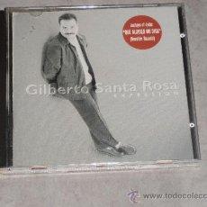 CDs de Música: GILBERTO SANTA ROSA - EXPRESION - CD. Lote 38646889