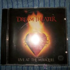 CDs de Música: CD - DREAM THEATER - LIVE AT THE MARQUEE - PROGRESSIVE HEAVY METAL. Lote 38656430