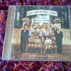 CDs de Música: BANDA SONORA LOS CHICOS DEL CORO. Lote 38658393