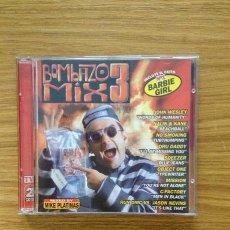 CDs de Música: RECOPILATORIO BOMBAZO MIX 3 MAX MUSIC 1997 MEZCLADO POR MIKE PLATINAS. Lote 38659043