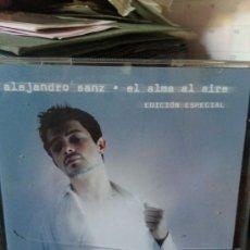 CDs de Música: SCV1//ALEJANDRO SANZ//EL ALMA AL AIRE//2 CDS. Lote 38664648