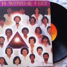 CDs de Música: LP DOBLE-EARTH WIND & FIRE. Lote 38675672