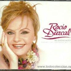 CDs de Música: ROCIO DURCAL 2 CDS + DVD SELLO SONY BMG . Lote 38679969