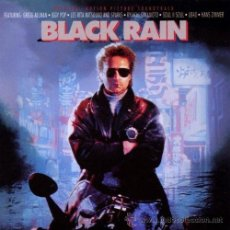 CDs de Música: BLACK RAIN / HANS ZIMMER, VARIOS CD BSO. Lote 218251417