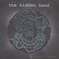 CDs de Música: HIDDEN HAND, THE - DIVINE PROPAGANDA. STONER/DOOM METAL. SCOTT WINO WEINRICH, OBSESSED, SAINT VITUS. Lote 38683643