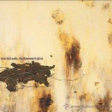 CDs de Música: NINE INCH NAILS - THE DOWNWARD SPIRAL, CAJA CARTON. Lote 38683670