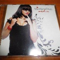 CDs de Música: MARLENE DIVA NADIE REMIXES CD SINGLE PROMOCIONAL DEL AÑO 2008 CONTIENE 5 TEMAS DOWTY EBI. Lote 38689436