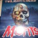 CDs de Música: VINILO MISFITS - TWILIGHT OF THE DEAD - BLUE SPLATTER - 2 TRACKS. Lote 38725045