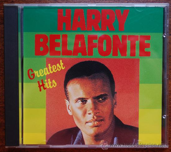 HARRY BELAFONTE.- GREATEST HITS (Música - CD's Jazz, Blues, Soul y Gospel)