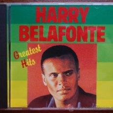 CDs de Música: HARRY BELAFONTE.- GREATEST HITS. Lote 38735547