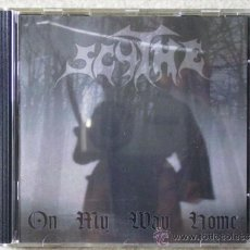 CDs de Música: SCYTHE...ON MY WAY HOME.....DEATH METAL..EDICION LIMITADA A 1000/U. Lote 38783878