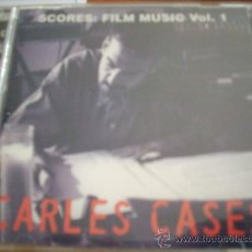 CDs de Música: CARLES CASES: SCORES FILM MUSIC VOL 1. Lote 38803753