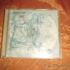 CDs de Música: LAMBCHOP. WHAT ANOTHER MAN SPILLS. CD EDICION ALEMANA. Lote 38799121