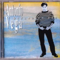 CDs de Música: ANTONIO VEGA: OCÉANO DE SOL / DVD COMO NUEVO. Lote 38821060